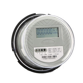 China Sockel 1 Phasen-Digital-Energie-Meter, KWH-Meter Digital 1 Phase ANSI-Standard usine